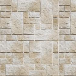 Papel de Parede Pedras fundo branco 3